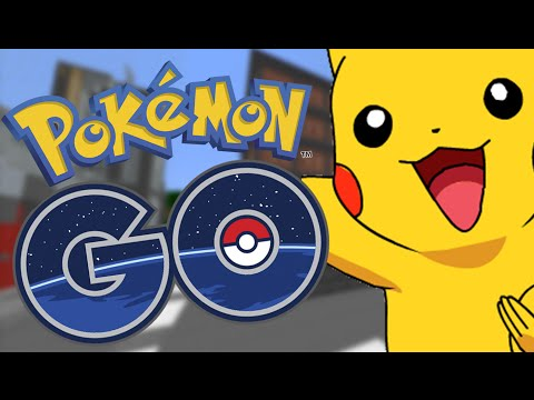 POKEMON GO EN MINECRAFT