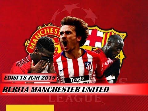 BAJAK GRIESMANN MU KACAUKAN TRANSFER BARCELONA – KODE MU LEPAS LUKAKU - Berita Manchester United