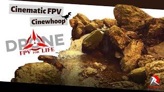 Cinematic FPV - Cinewhoop