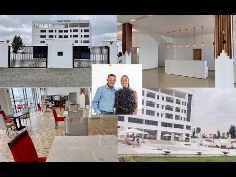 Governor Alfred Mutua and wife Lilian open posh new hotel in Machakos
