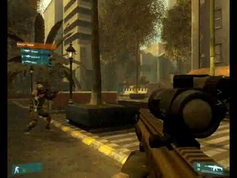 Видео № 1 из игры Tom Clancy's Ghost Recon: Advanced Warfighter (Б/У) [X360]