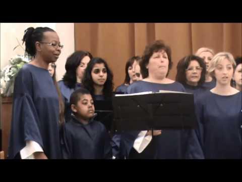 immagine di anteprima del video: Settimana dell´evangelizzazione con Joyfull Angels - I want to...