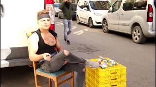 مشكلجي سوري بتركيا بياع دخان || Mohammed and Rami ||