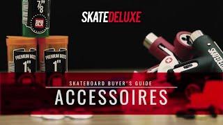 Die richtigen Schrauben, Bushings & mehr für dein Skateboard   skatedeluxe Buyer's Guide