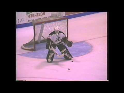 Victoria vs Merrit Warmup 1995-96