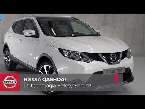 """Nissan QASHQAI: più sicurezza con l'""""Around View Monitor"""" e la tecnologia Safety Shield®"""