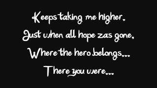 Jessica Simpson ft Marc Anthony - There you were Lyrics