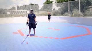 Stick Skillz Ball Race Drill