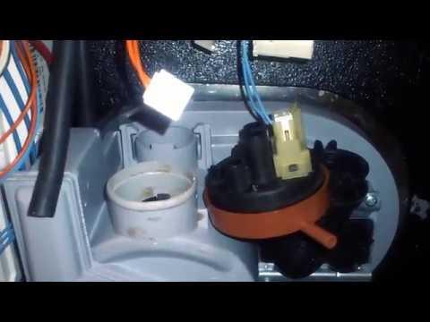 Ремонт посудомоечной машины Индезит. Repair of the dishwasher Indesit.