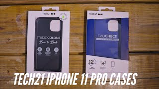 Review: Tech21 Evo Check & Studio Color iPhone 11 Pro Cases