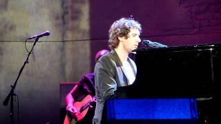 Josh Groban performs Higher Window live, Phoenix, Aug 19, 2011