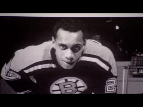 Memories: Willie O'Ree is NHL's first black player