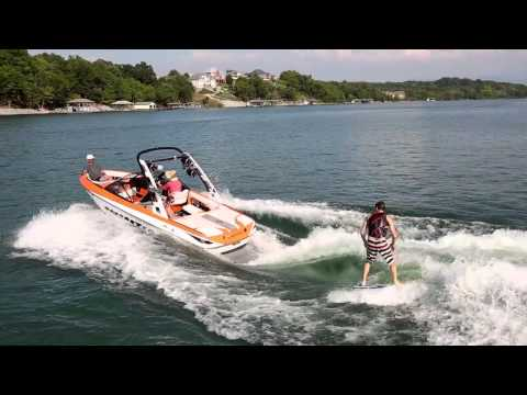 Malibu 20 VTX Surf Review