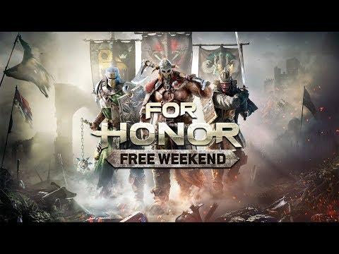 For Honor - Poprvé a naposled ! + později mixgame