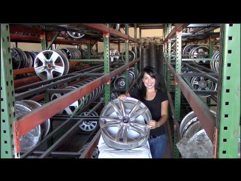 Factory Original Hyundai Accent Rims & OEM Hyundai Accent Wheels – OriginalWheel.com