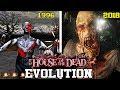 The House Of The Dead Games Evolution 1996 2018 Evoluci