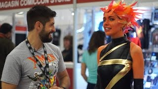 Montreal's Comiccon 2014 Had The City In A Cosplay Frenzy At Palais Des Congrès