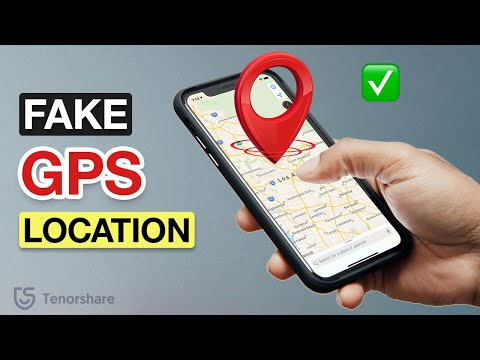 How to Fake GPS Location on iPhone without Moving