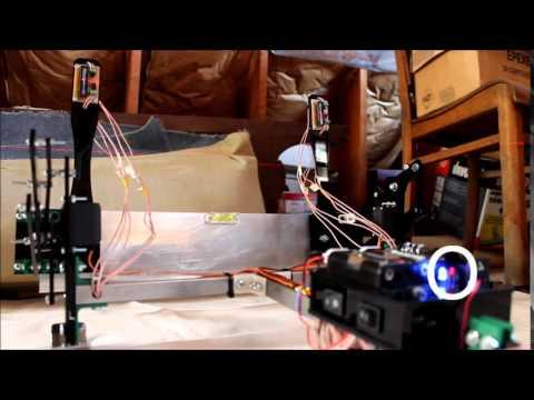 TCD1304AP Linear CCD Testing - смотреть онлайн на Hah Life