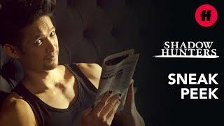 Shadowhunters Season 3, Episode 17 | Sneak Peek: Alec Nervously Invites Magnus to Dinner | Freeform