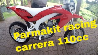 Aprilia Sx Parmakit 110cc First Start