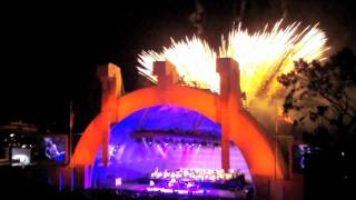 "Death Cab for Cutie ""Transatlanticism"" Fireworks Finale - All User Videos Edited Together"