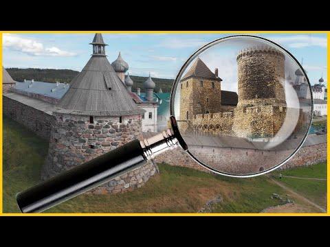 Тайна Соловецкого монастыря