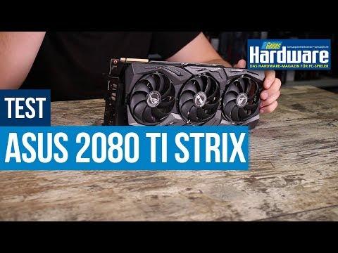 Asus Geforce RTX 2080 Ti Strix | Kühlleistung, Lautheit und Overclocking