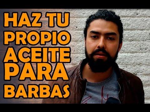 Haz Tu Propio Aceite Para Barbas/DIY Beard Oil