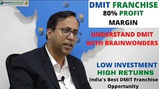 What is DMIT | DMIT | Easy to Understand DMIT FRANCHISE With Brainwonders