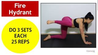�� How To Get Rid of Hip Dips (Violin Hips) | 4 Workouts For Bigger and Fuller Hips