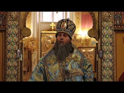 Проповедь в праздник Покрова Пресвятой Богородицы