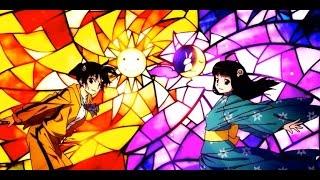 Tsukihi Araragi  - (Monogatari series) - Tsukihi & Karen
