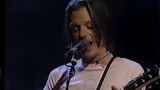 Chris Whitley on The Jon Stewart Show  (Re-Uploaded)