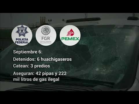 Comienza la era del huachicoleo de GAS LP en Texcoco