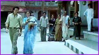 Emotional (Climax Scene ) In Samsaram Oka Chadarangam Movie - Sarath Babu, Rajendra Prasad