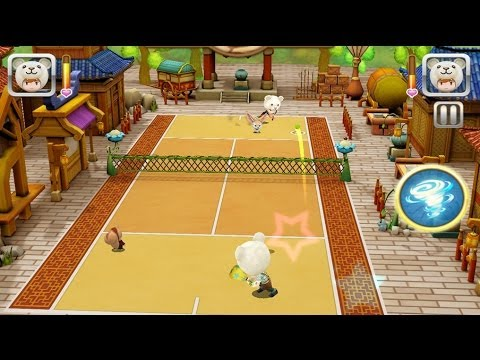 Ace 3D Tennis Online IOS
