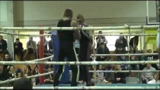 preview picture of video 'LUKA PRTENJAČA vs JOSIP KUKAR / SAVATE COMBAT, OPZ 2011.'