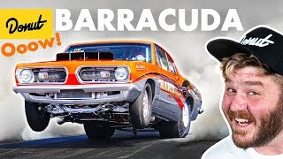 BARRACUDA - Everything You Need To Know | Up To Speed
