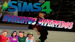 preview picture of video 'BAILE BAILE BAILE GAY | LOS SIMS 4 MOMENTOS DIVERTIDOS'