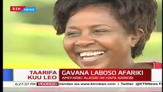 Gavana Joyce Laboso aaga dunia baada ya kuugua ugonjwa wa Saratani (Sehemu Ya Pili)  Jukwaa