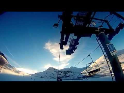 GoPro: Skiing the Cantabrian Mountains 2