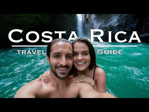12 Essential COSTA RICA TRAVEL Tips | WATCH BEFORE YOU GO!!!