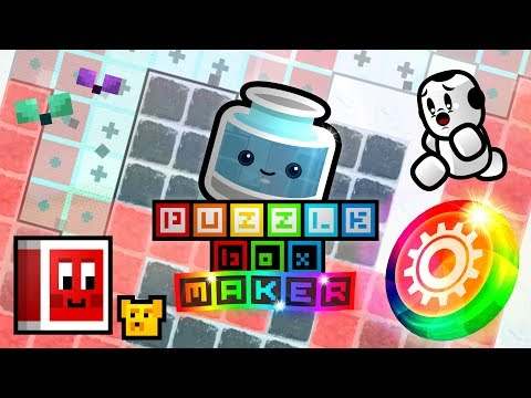 Puzzle Box Maker Nintendo Switch Release Trailer thumbnail