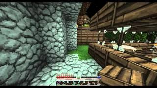 The Minecraft Project - Epic Diamond Haul! #125