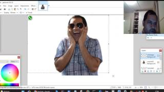 How to add multiple images in Paint.Net | Layers in Paint.Net