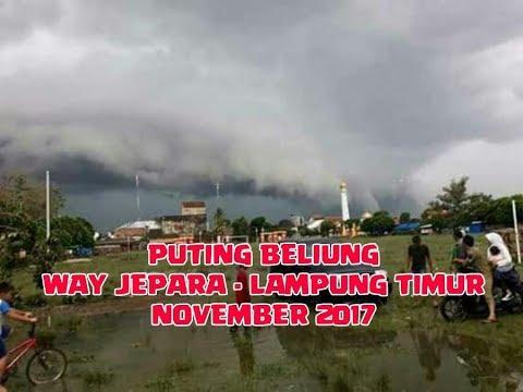 Berita Terkini Benc@na @LāM Way Jepara Lampung Timur