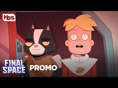 Video trailer för Final Space: Sneak Peek   TBS