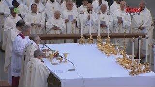 Uroczystość Bożego Ciała w Watykanie