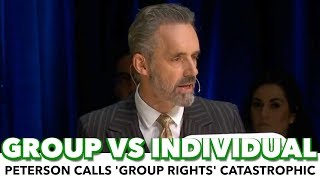 Jordan Peterson Claims 'Group Rights' Are Catastrophic